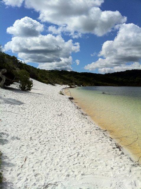 Lake B Fraser